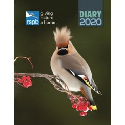 2020 RSPB Inspiring Nature Deluxe Diary