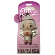 Our Little Angel Angel Keyring