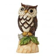 Owl Be There - Woodland Owl Figurine