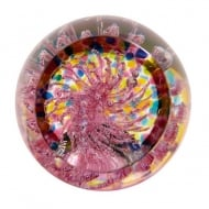 Party Popper Pink Paperweight