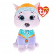 Paw Patrol Beanie Boos - Everest Husky Small Plush