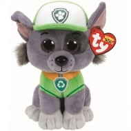 Paw Patrol Beanie Boos - Rocky Dog Plush Soft Toy