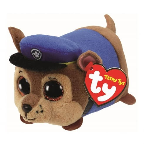 TY Paw Patrol Chase - Teeny