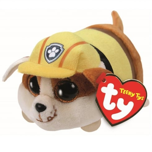TY Paw Patrol Rubble - Teeny