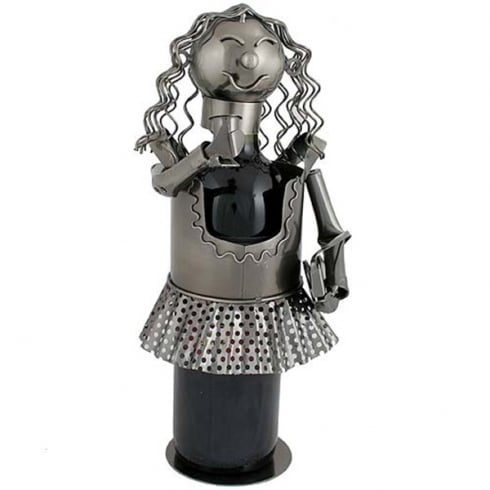 Flame Homeware Penny The Party Girl Bottle Holder