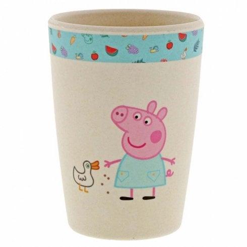 Peppa Pig Peppa Pig-Bamboo Beaker