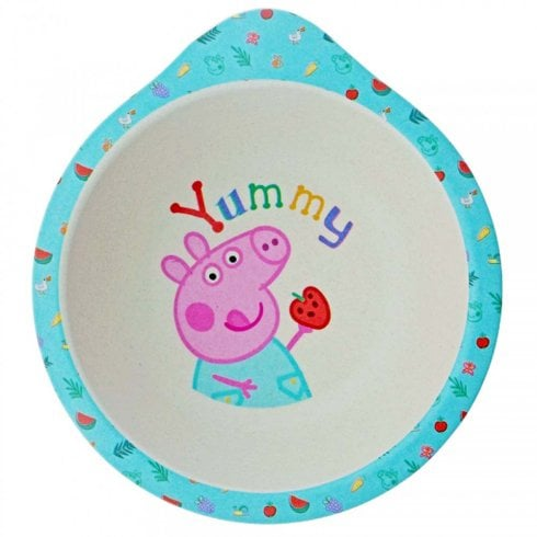 Peppa Pig Peppa Pig- Bamboo Bowl