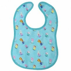 Peppa Pig-Childrens Bib