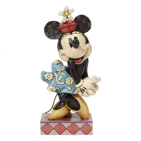 Disney Traditions Perfect Sweetheart Minnie