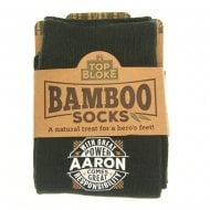 Personalised Bamboo Socks - Aaron