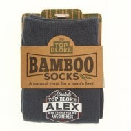 Personalised Bamboo Socks - Alex