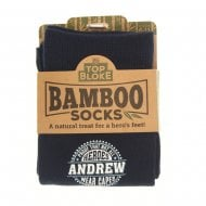 Personalised Bamboo Socks - Andrew
