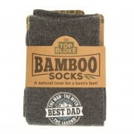 Personalised Bamboo Socks - Best Dad