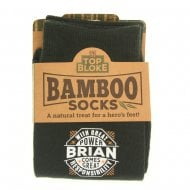 Personalised Bamboo Socks - Brian