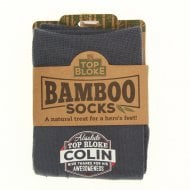Personalised Bamboo Socks - Colin