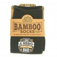 Personalised Bamboo Socks - Dad