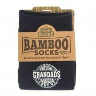 Personalised Bamboo Socks - Grandads