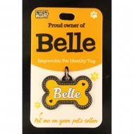 Pet Identity Tag - Belle