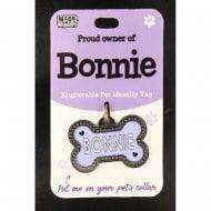 Pet Identity Tag - Bonnie