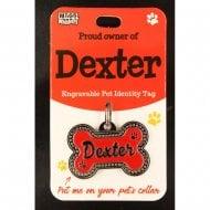 Pet Identity Tag - Dexter