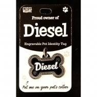 Pet Identity Tag - Diesel