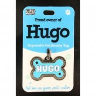 Pet Identity Tag - Hugo