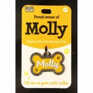 Pet Identity Tag - Molly