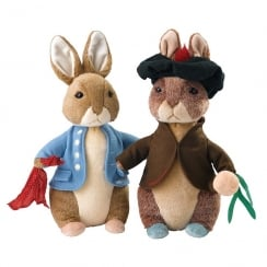 Peter Rabbit & Benjamin Bunny Limited Edition Set