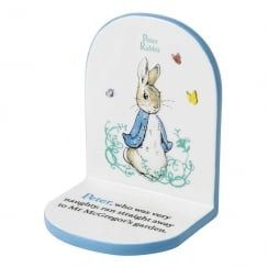 Peter Rabbit Bookend