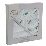 Peter Rabbit Hooded Towel