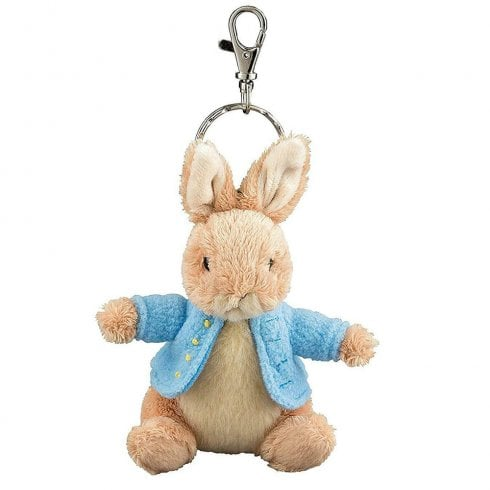 Gund Peter Rabbit Keyring