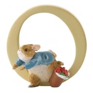 Peter Rabbit Letter O