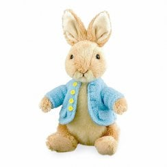 Peter Rabbit Small Soft Toy