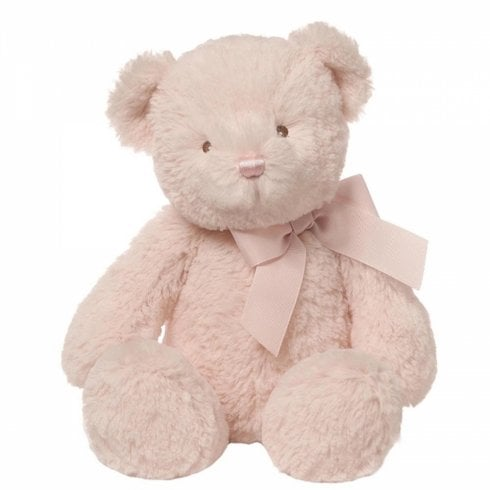 Gund Peyton Light Pink Teddy Bear Soft Toy
