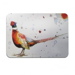 Pheasant Placemats Set Of 4