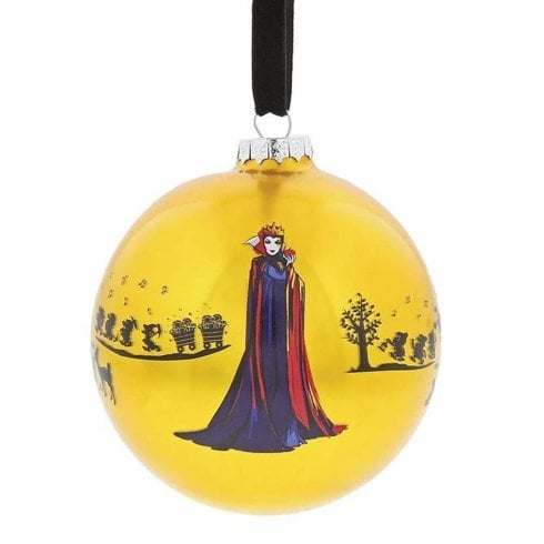 Disney Enchanting Collection Pick Your Poison Evil Queen Bauble