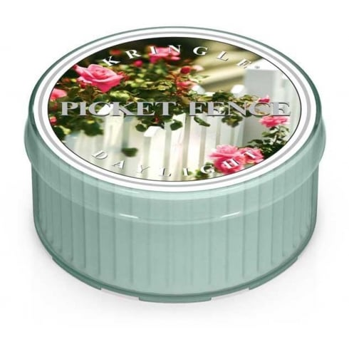 Kringle Picket Fence Daylight Candle