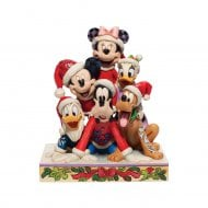 Piled High With Holiday Cheer Mickey And Friends