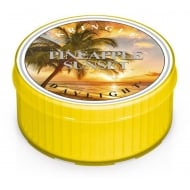 Pineapple Sunset Daylight Candle