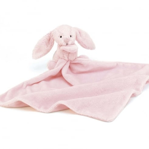 Jellycat Pink Bunny Soother