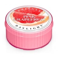 Pink Grapefruit Daylight Candle