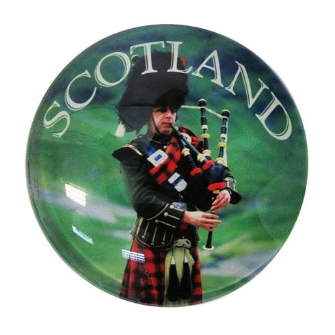 Thistle Products Ltd Piper Glass Magnet