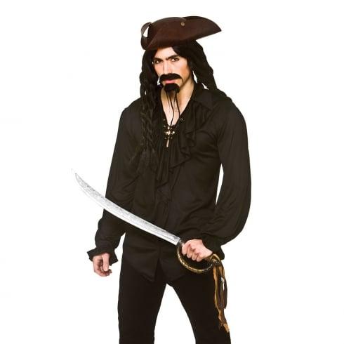 Wicked Costumes Pirate/Vampire Shirt Large