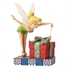 Pixie Dusted Present Tinker Bell