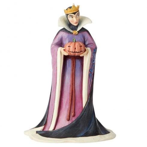 Disney Traditions Poison Pumpkin Evil Queen Figurine