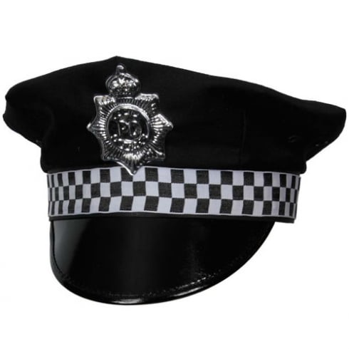 Wicked Costumes Police Hat