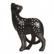 Polka Dot Cat Decor 29cm Ornament Figurine