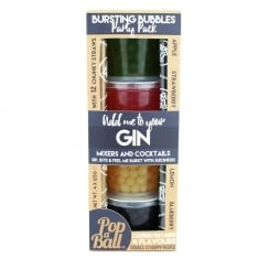Popaball Bubbles For Gin Party Pack