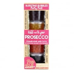 Popaball Bubbles For Prosecco Party Pack