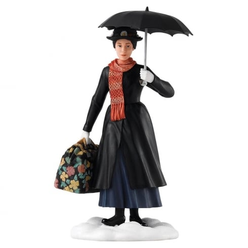 Disney Enchanting Collection Practically Perfect Mary Poppins Figurine